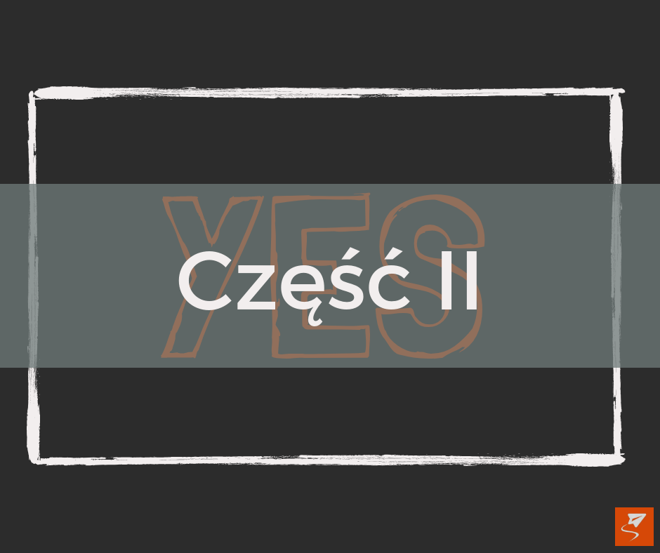 Ways to say YES cz. II